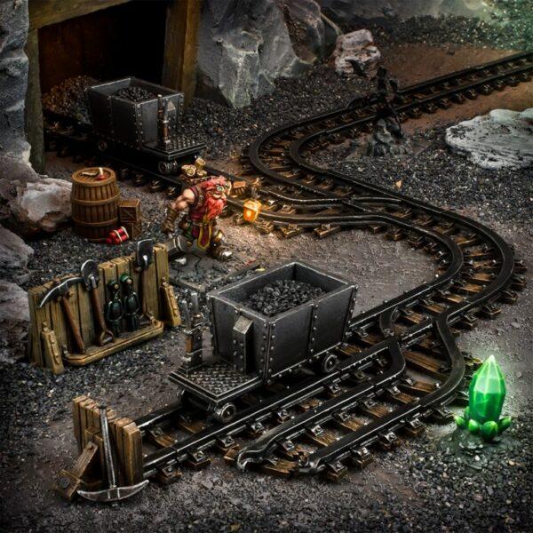 MGTC115 Abandoned Mine Mantic