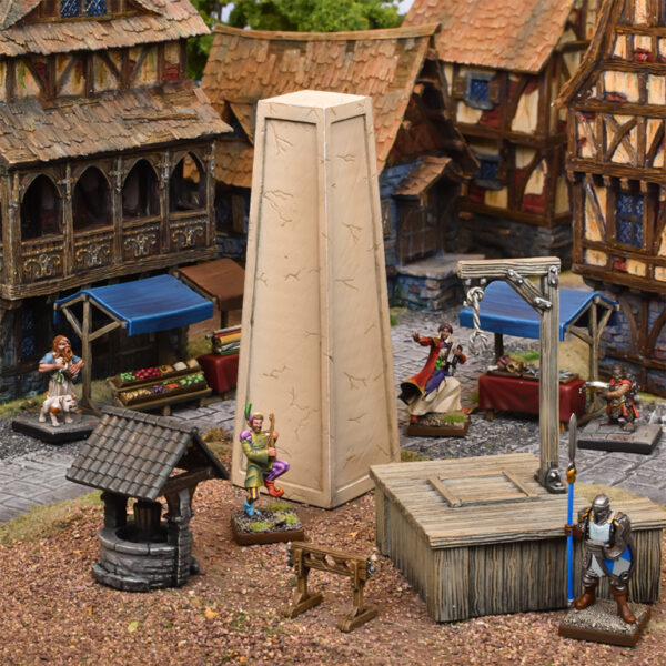 Village Square Mantic MGTC130