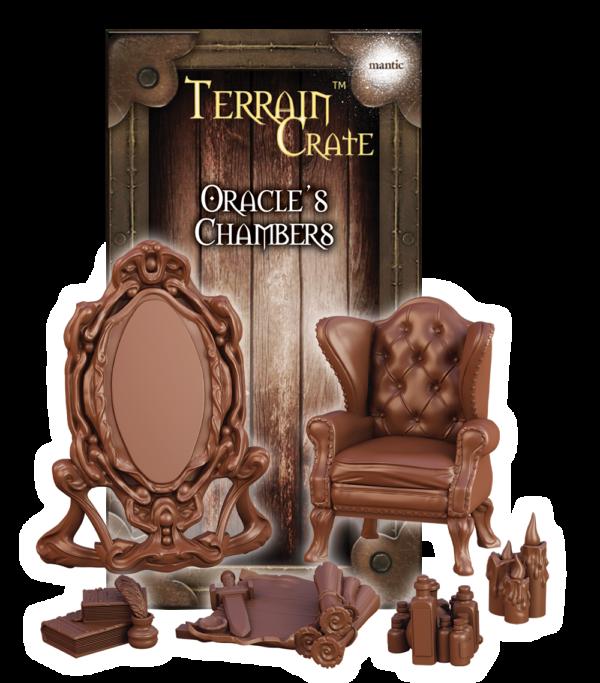 Oracles Chambers Mantic MGTC155