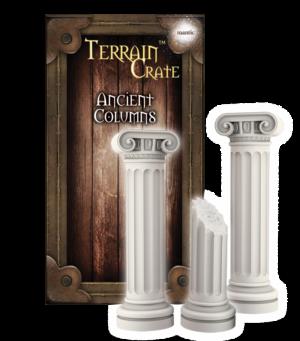 Mantic MGTC169 Ancient-Columns