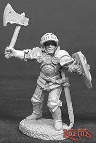 Reaper Miniatures Sir Falkirk Nobleheart 02033 (metal)