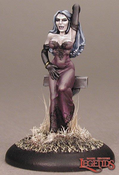 Reaper Miniatures Jahenna, Vampire 02632 (metal)