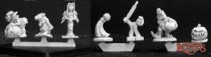 Reaper Miniatures Familiar Pack VI 02870 (metal)
