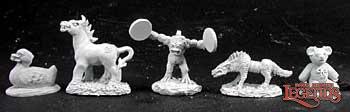 Reaper Miniatures Evil Toys 02887 (metal)