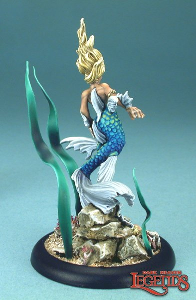 Reaper Miniatures Pearl the Mermaid 03078 (metal)