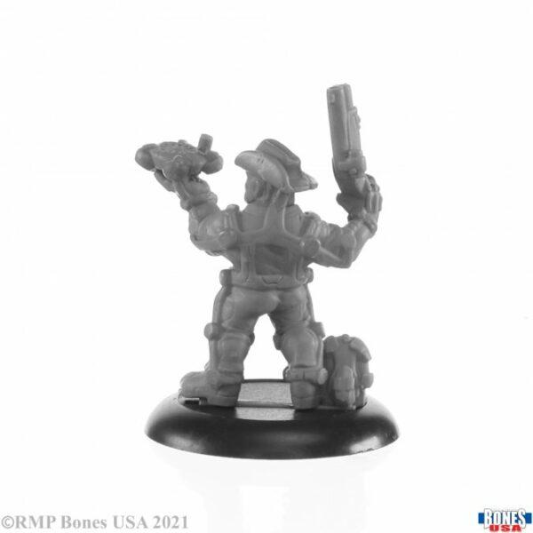 Reaper Miniatures Brom Grippon, Arko Gadgeteer 30030