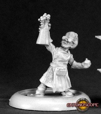 Reaper Miniatures Professor L.T. Froschmeister, Scientist 50061 (metal)