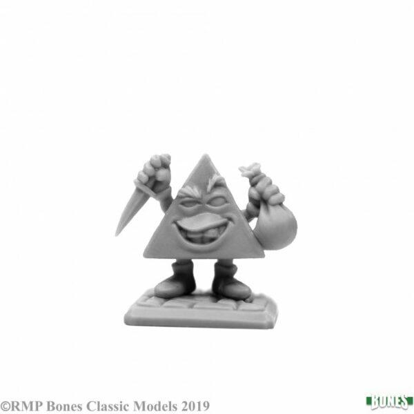 Reaper Miniatures Pyram the Pincher, d4 77646