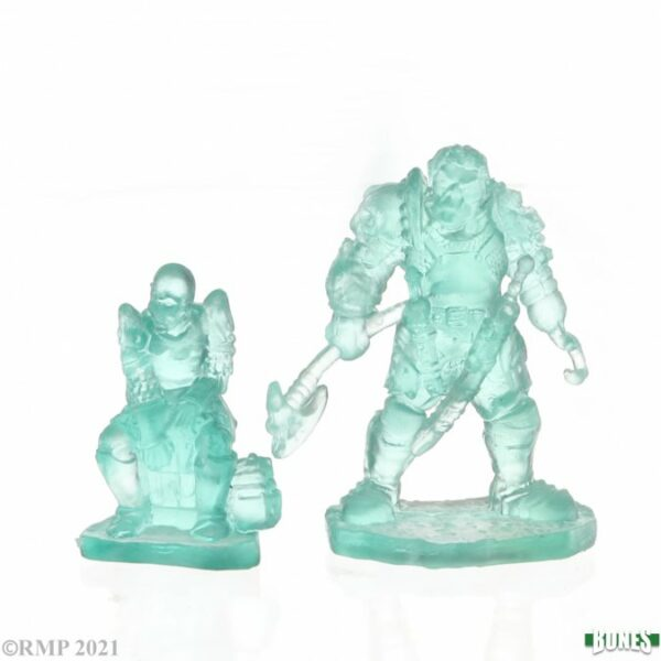 Reaper Miniatures Male Ghosts (2) 77970