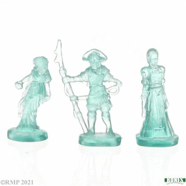 Reaper Miniatures Female Ghosts (3) 77971
