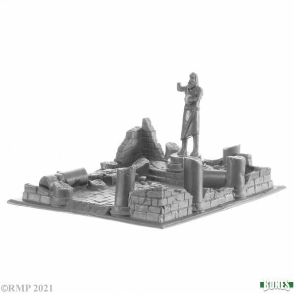 Reaper Miniatures Ruined Temple 77989