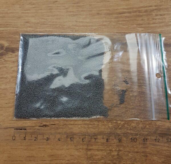 Klinknagels / Rivets Zilver 10 gram