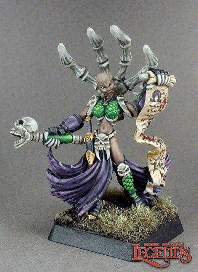 Thora, Necromancer 02925 (metal)