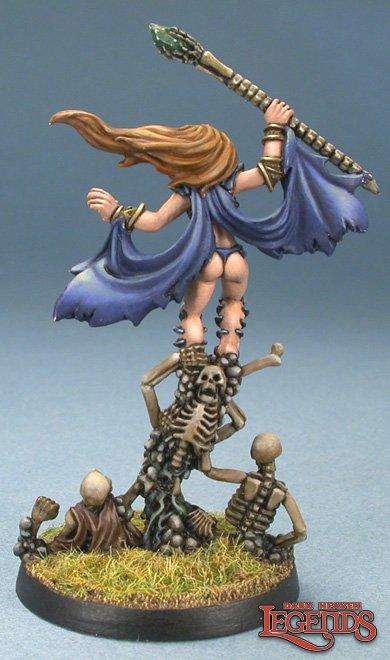 Thanis the Bonecaller 03100 (metal)
