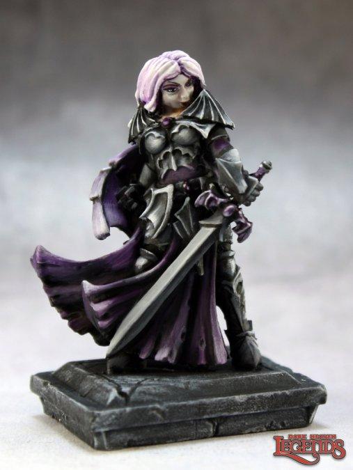 Nazera Bloodraven, Vampire 03681 (metal)