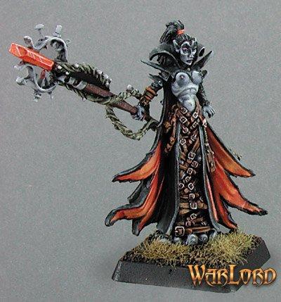 Thuusia, Darkspawn Mage 14088 (metal)