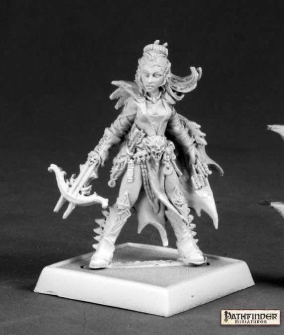 Depora Azinrae, Dark Elf 60054 (metal)