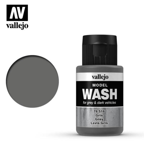 Vallejo Off-Grey Model Wash 76.516