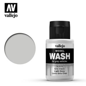 Vallejo Light Grey Model Wash 76.515