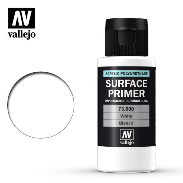 Vallejo Surface Primer White