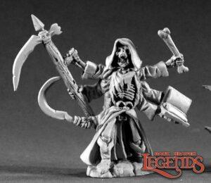 Reaper Miniatures Arachno-assassin (Metal) 02159