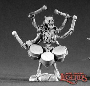 Reaper Miniatures Arachno-Musician (Metal) 02167