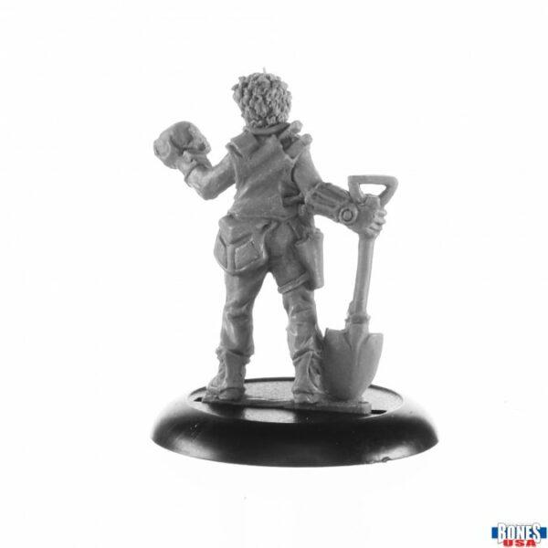 Reaper Miniatures Zara, Arkos Jumper 30016