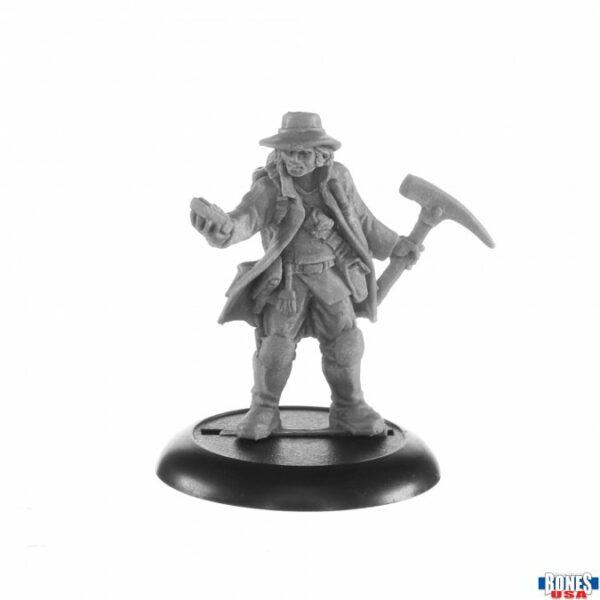 Reaper Miniatures Rook, Arkos Jumper 30020