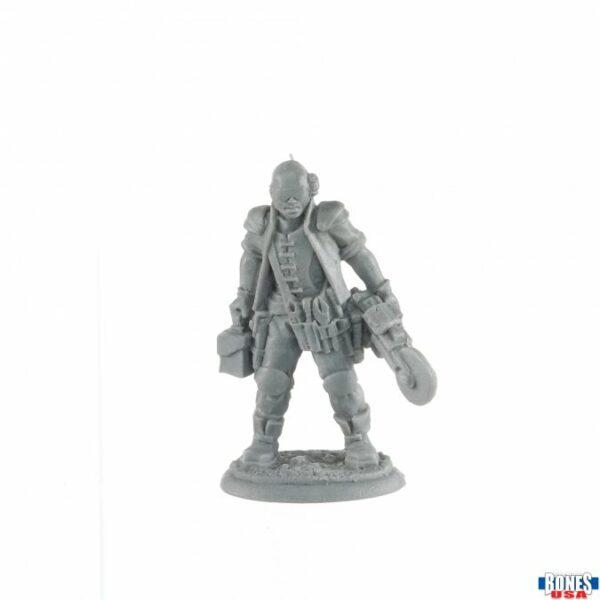 Reaper Miniatures Chit Jubal, Arkos Chopper 30028