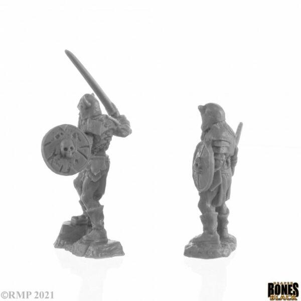 Reaper Miniatures Rune Wight Warriors (2) 44141