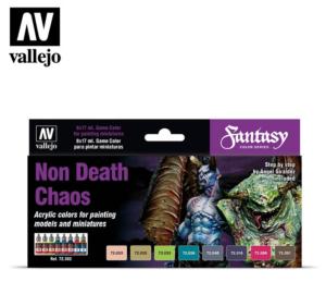Vallejo Non Death Chaos set 72.302