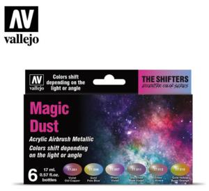 Vallejo Magic Dust set 77.090
