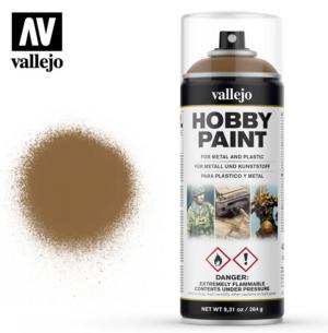 Vallejo Hobby Paint Spuitbus Leer Bruin 28.014