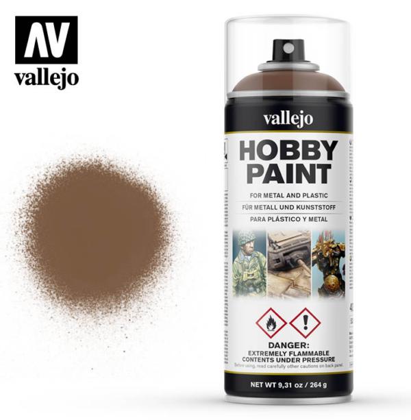 Vallejo Hobby Paint Spuitbus Beasty Brown 28.019