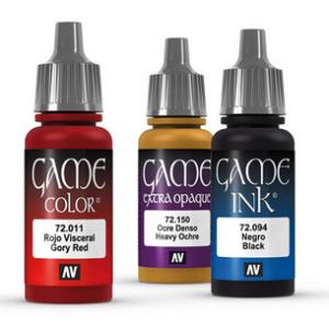 Vallejo Game Color / Game Ink