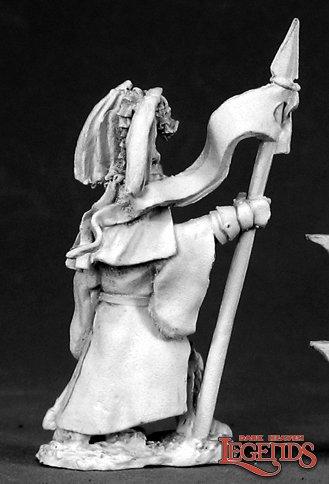 Reaper Miniatures Sir Justin The Green (Metal) 02446