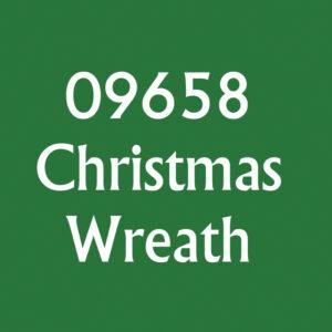 Reaper Christmas Wreath 09658 MSP Core Colors