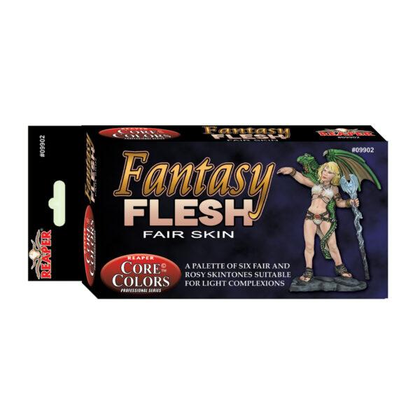 Reaper Fast Palette: Fantasy Flesh - Fair Skin 09902