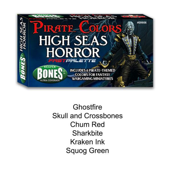 Reaper Fast Palette: High Seas Horror 09906