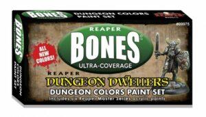 MSP Bones Dungeon Colors Set