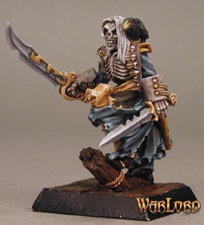 Reaper Miniatures Razig, Razig Warlord 14029 (metal)