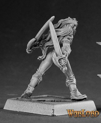 Reaper Miniatures Nasithe, Darkspawn 14542 (metal)