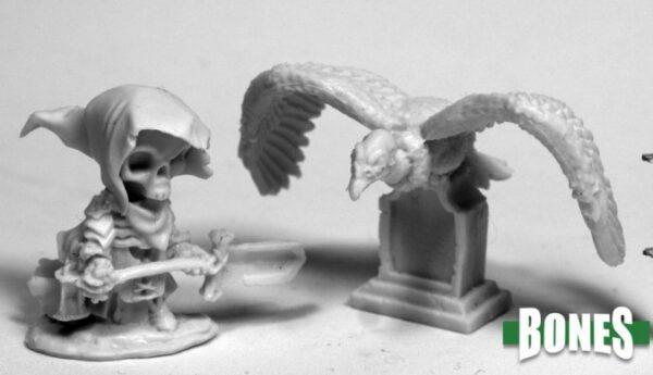 Reaper Miniatures Mr. Bones & Buzzy 77485