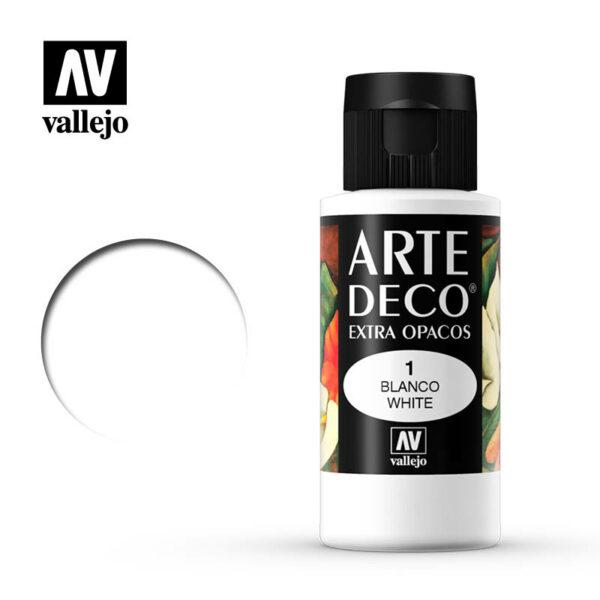 White 85.001 Arte Deco 60ml