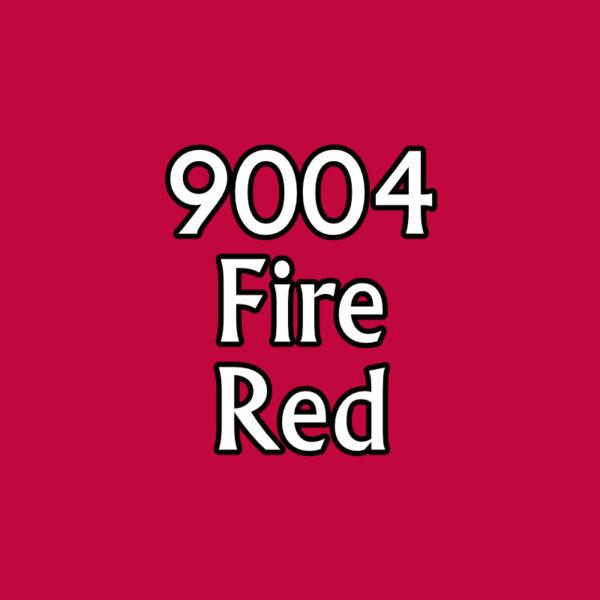 Fire Red 09004 Reaper MSP Core Colors