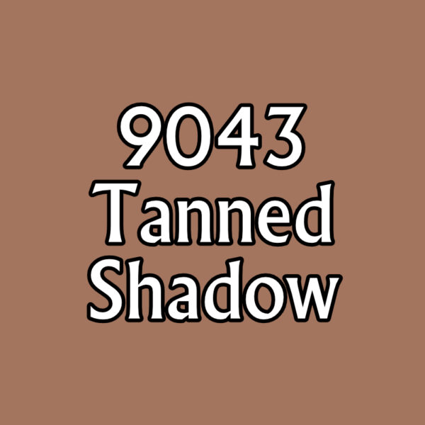 Tanned Shadow 09043 Reaper MSP Core Colors