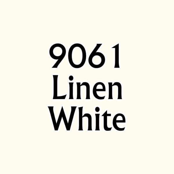 Linen White 09061 Reaper MSP Core Colors