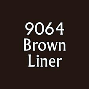 Brown Liner 09064 Reaper MSP Core Colors