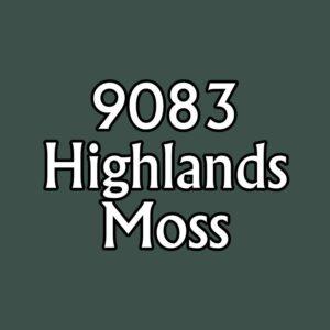 Highland Moss 09083 Reaper MSP Core Colors