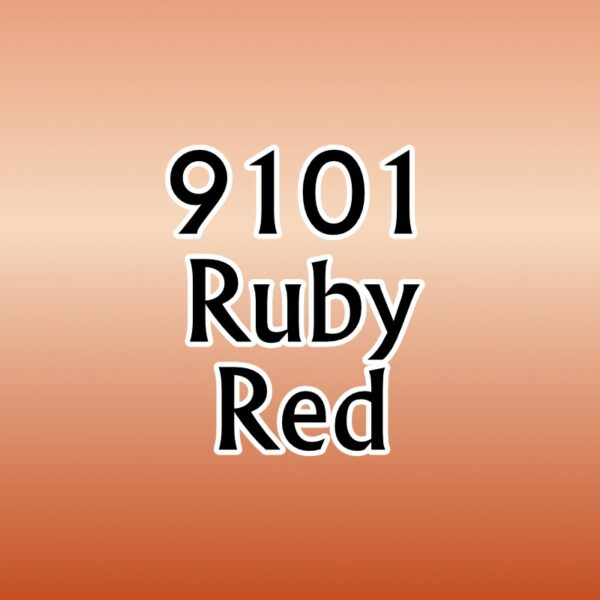 Ruby Red 09101 Reaper MSP Core Colors